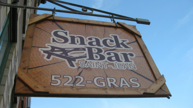 Snack-bar Saint-Jean